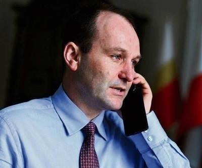 Marszałek Marek Sowa musi tłumaczyć się nie tylko opozycji FOT. ANDRZEJ BANAŚ