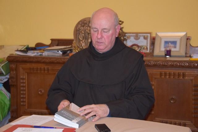 Ojciec Sławomir Zaporowski
