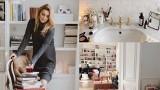 Jak mieszka Kasia Tusk? Jej mieszkanie zachwyca prostą formą i wystrojem. Tak wygląda mieszkanie autorki bloga Make Life Easier