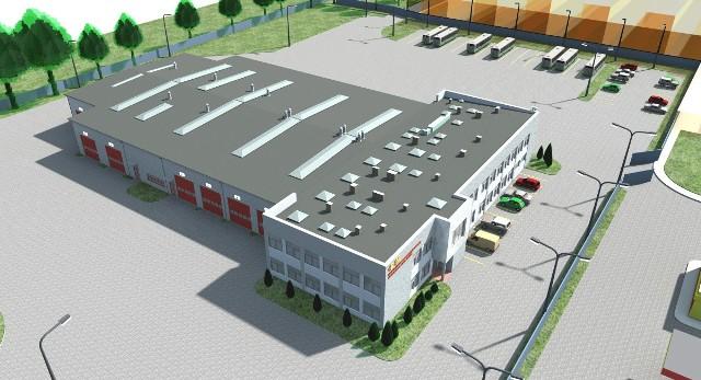 Jak szacuje zarząd, budowa centrum powinna zakończyć się latem przyszłego roku.