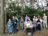 Mieszkańcy Osiedla Leśnego w Golubiu-Dobrzyniu w akcji Sprzątania Świata. Zobacz zdjęcia