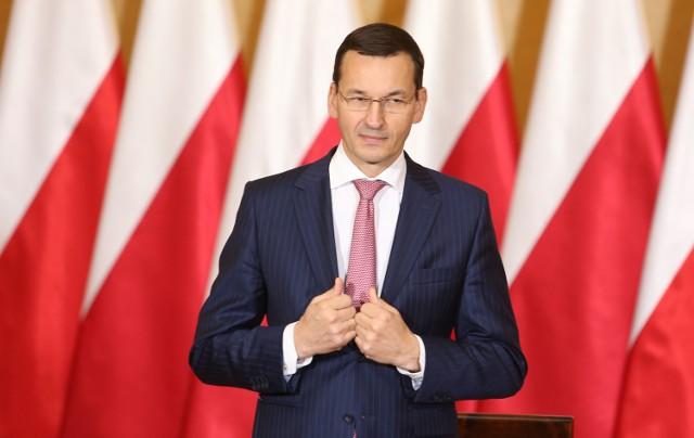 Mateusz Morawiecki, wicepremier oraz minister rozwoju i finansów