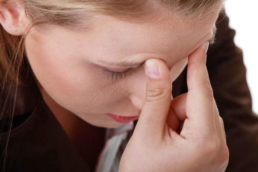 Bóle i zawroty głowy, problemy z koncentracją, zaburzenia...