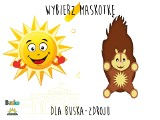 Słoneczko czy wiewiórka? Wybierz oficjalną maskotkę dla Buska-Zdroju
