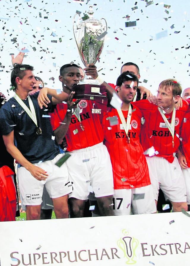 Ostatnim sukcesem Miedziowych było zdobycie Superpucharu Ekstraklasy w 2007 roku. Czy teraz zdobędą w końcu Puchar Polski?