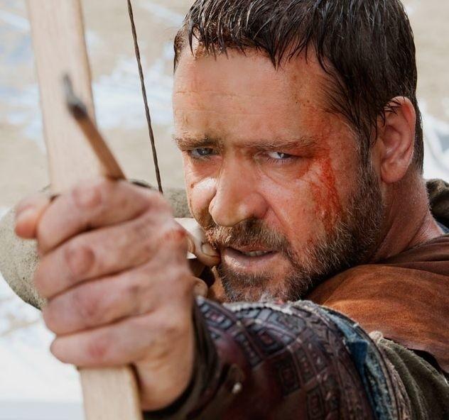 Russell Crowe na kończącym się właśnie festiwalu w Cannes zadeklarował, że jeśli Ridley Scott zechce wyreżyserować dalsze losy Robin Hooda, gotów jest znów zagrać banitę.