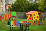 Uśmiech Dziecka, czyli doposażenie placów zabaw w koszalińskich przedszkolach