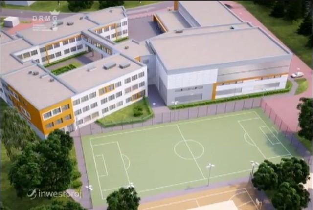 Tak ma wyglądać szkoła metropolitalna w Kowalach.
