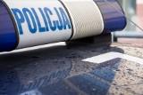 Kielce, ulica Szczecińska. 56-latek trafił do szpitala po tym, jak został potrącony na przejściu dla pieszych
