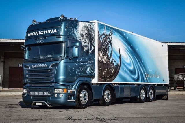 Takie ciężarówki i inne pojazdy przyjadą na zlot Master Truck Show 2021 w Polskiej Nowej Wsi.