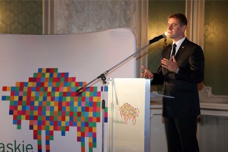 Wojewoda podlaski Maciej Żywno złożył rezygnację ze stanowiska