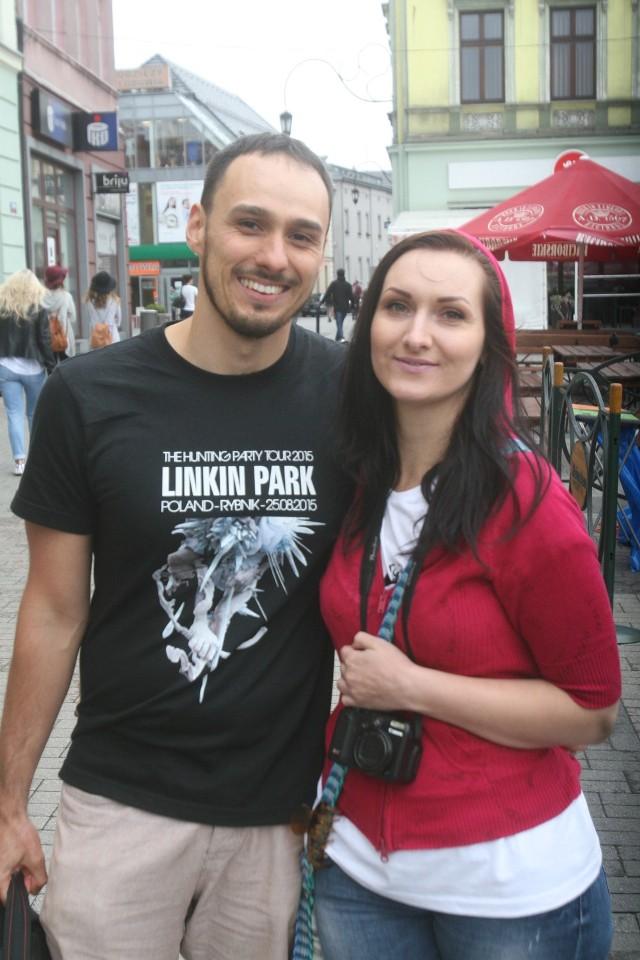 Linkin Park w Rybniku. Nie ma miejsc w hotelach. Młodzi Ukraińcy szukają pokoju