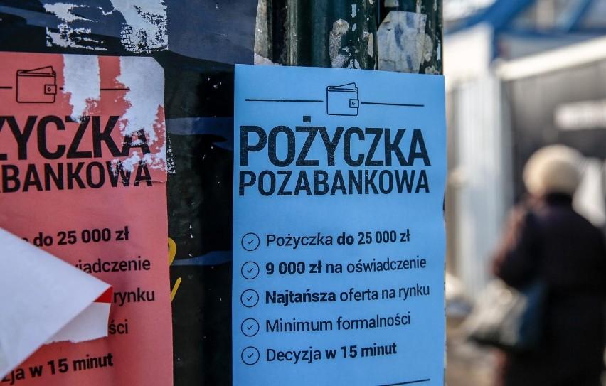 Nowe prawo uderza w pożyczki spoza systemu bankowego