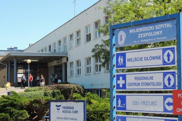 Koronawirus w szpitalu dziecięcym w Toruniu!