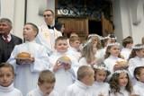 Pierwsza Komunia Święta w Bielsku Podlaskim (zdjęcia)