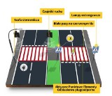 Przy namysłowskiej podstawówce powstanie inteligentne przejście dla pieszych. Jak będzie działać?