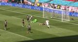 Euro 2020. Skrót meczu Anglia - Chorwacja 1:0. Jedynie Sterling znalazł drogę do bramki [WIDEO]