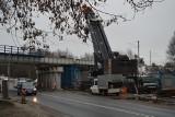 Kolejny etap remontu remontu wiaduktu. Przez pięć nocy nie będzie dojazdu do Zgierza