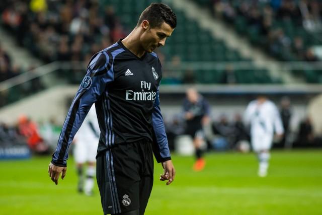 Cristiano Ronaldo grał w Realu w latch 2009-2018
