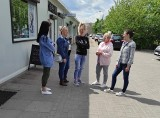 Interwencja w sprawie terenu przy pasażu w Golubiu-Dobrzyniu