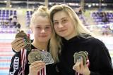 Mistrzostwa Polski w pływaniu. Dwa medale w jednej konkurencji klubowych koleżanek
