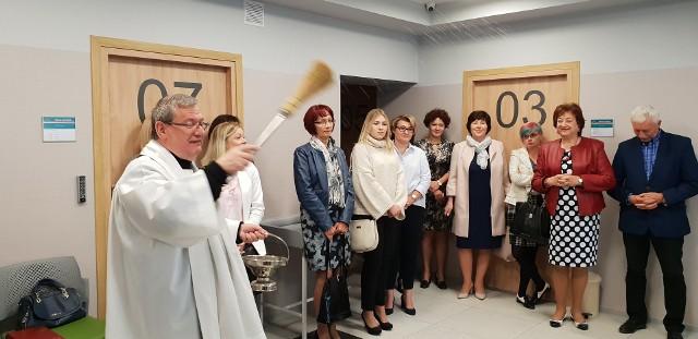 Jaworzno: Przychodnia ZLO Szczakowa otwarta po remoncie