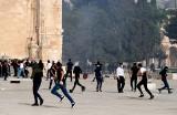 Kolejny dzień zamieszek w Jerozolimie. Napięta sytuacja w Izraelu niepokoi światowych liderów