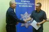 Odważny 29-latek z Chełmka zapobiegł tragedii na stacji paliw