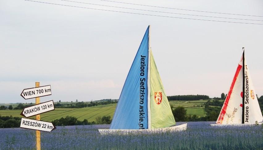 """Powodzi już nie będzie, """"Jeziora Sędziszowskiego"""" też nie. W centrum powiatu powstanie suchy polder"""