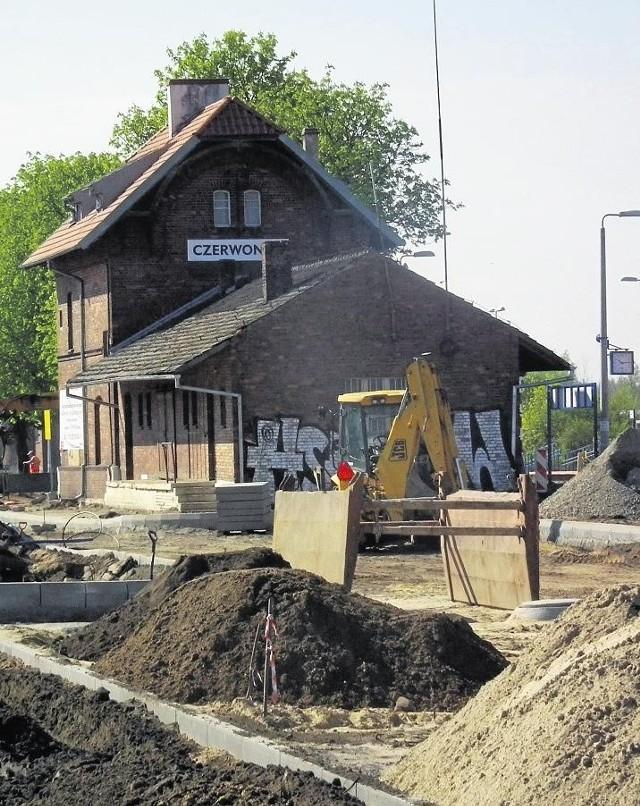 Parkingi przesiadkowe  są niezbędne, by mieszkańcy podpoznańskich miejscowości chcieli korzystać z pociągów