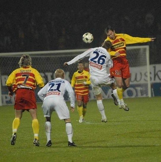 Środowy mecz Jagiellonii z Górnikiem Zabrze ma olbrzymie znaczenie dla obu zespolów.