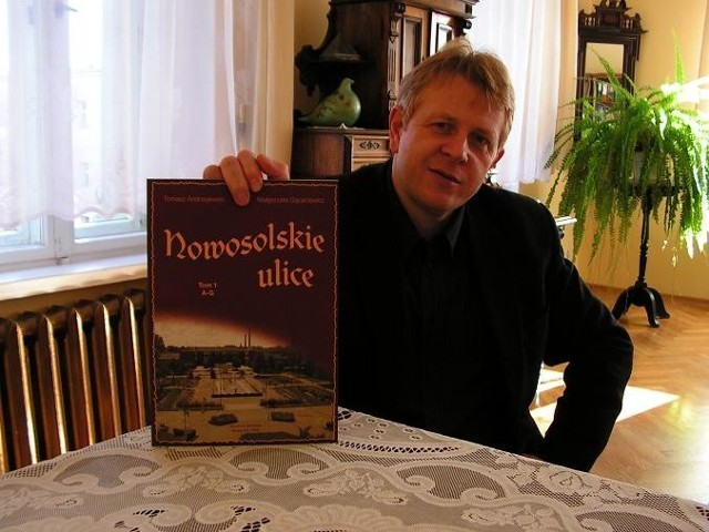 Tomasz Andrzejewski opowiada nam o idei książki.