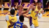 NBA ruszyło - Curry pokonał LeBrona, gwiazda 76ers wyrzucona z treningu