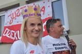 Mistrzyni Europy Justyna Święty-Ersetic w Raciborzu powitana jak królowa ZDJĘCIA