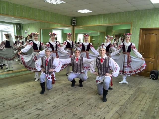 W Kids Fun Folk Festivalu weźmie udział m.in. Wiljanoczka  z Białorusi.