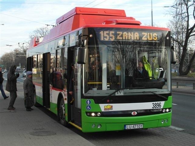Takie autobusy produkuje lubelski Ursus Bus