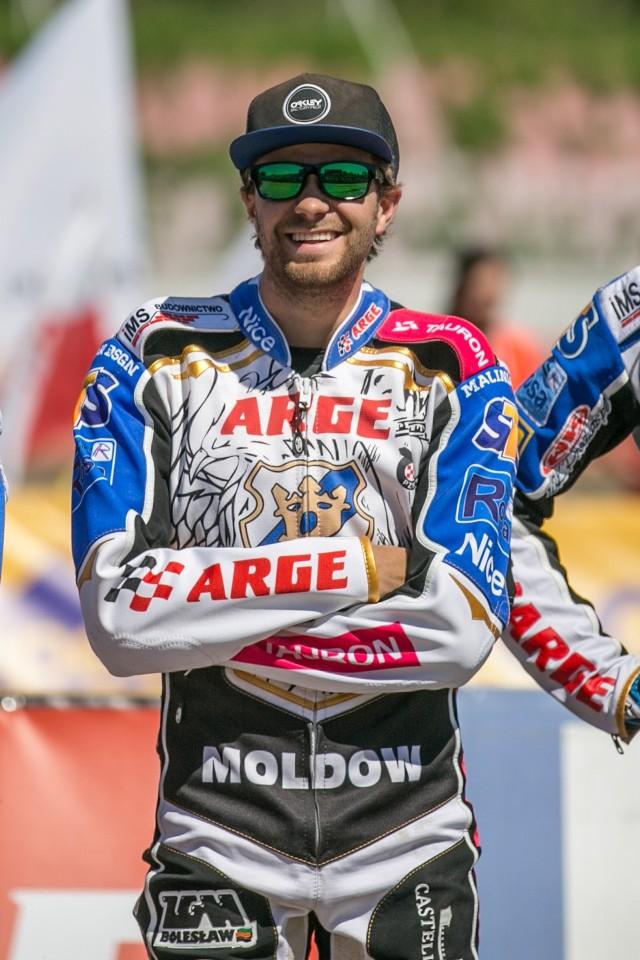 Rasmus Jensen ma kontrakt z KKŻ na 2018 rok
