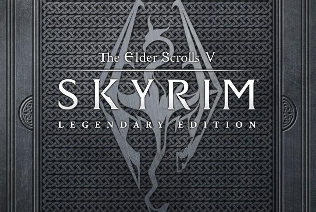 The Elder Scrolls V: Skyrim Legendary EditionThe Elder Scrolls V: Skyrim Legendary Edition