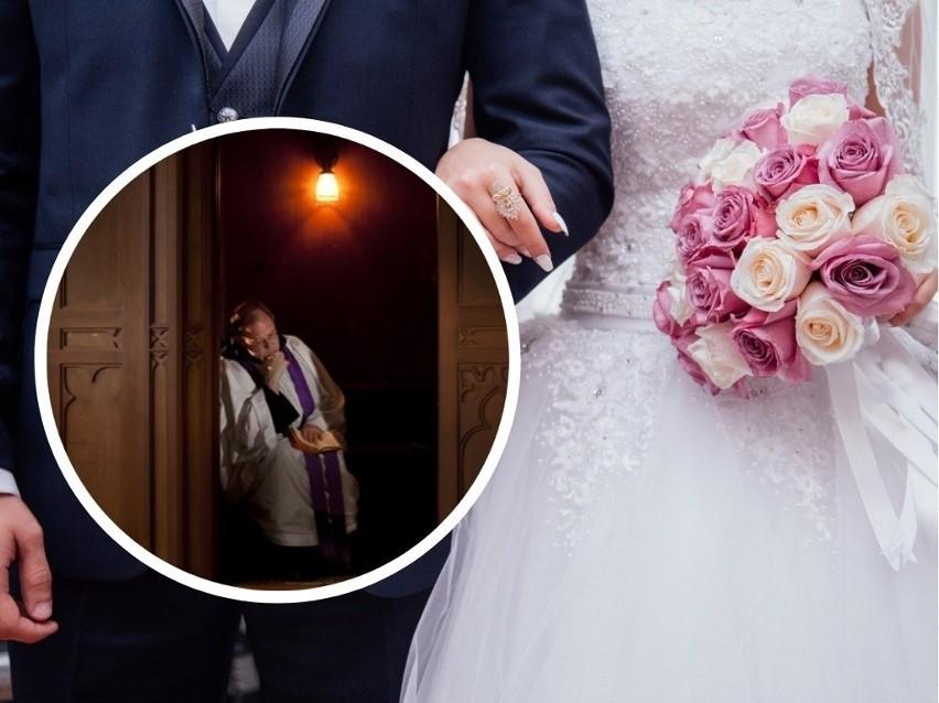 Spowiedź przedślubna to obowiązkowy punkt dla każdej pary...