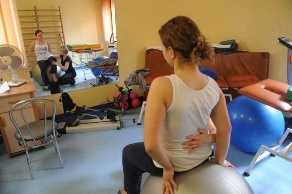 Szpital w Pokoju ma renomę, więc Opolanie, którzy potrzebują rehabilitacji, chcą się leczyć właśnie tu.