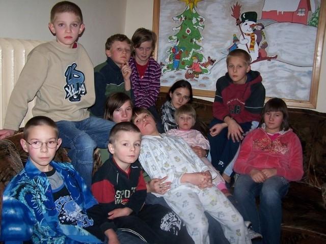Dzieci z Domu Dziecka w Sowczycach zamiast konkretnej pomocy dostają zbędne mapy.