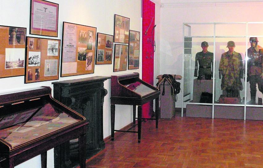Przysucha Podczas Wojny Nowa Wystawa W Muzeum Imienia