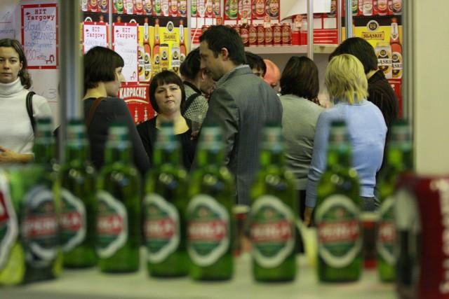 Ponad 100 producentów artykułów spożywczych i alkoholowych wzięło udział w Podlaskich Targach Handlowych.