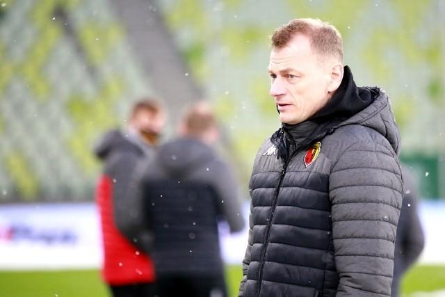Trener Bogdan Zając nie poprowadzi Jagi w meczu z Piastem