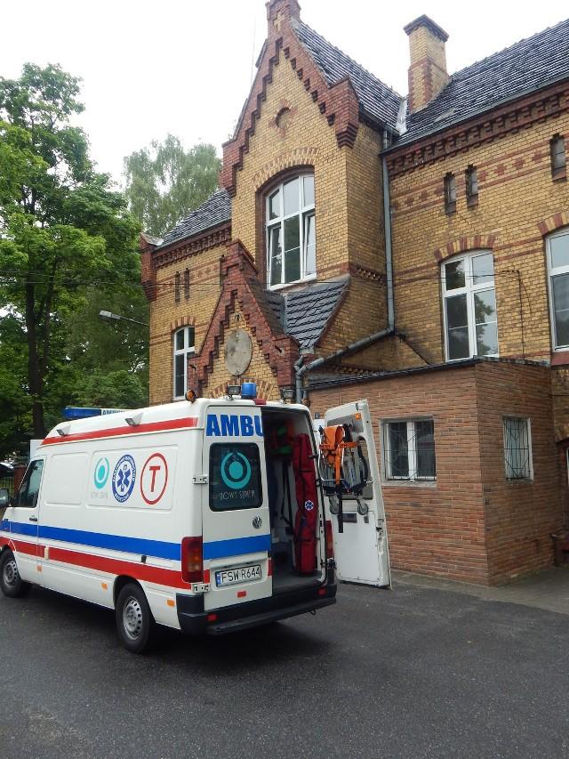 Obecnie oddział wewnętrzny krośnieńskiego szpitala został zawieszony do końca października, z powodu niewystarczającej liczby lekarzy specjalistów. Pacjenci są przewożeni do szpitala w Świebodzinie i innych świadczeniobiorców.
