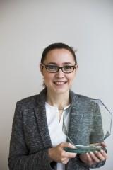 Perła w koronie łowcy głów - Joanna Bubeła z Krakowa z nagrodą Perły HR 2017