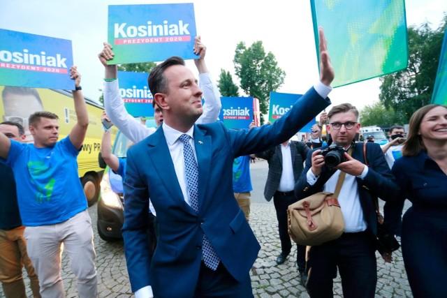 Władysław Kosiniak-Kamysz przed środową debatą prezydencką