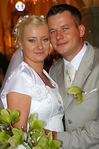Joanna Klimek i Jacek Przybyła.