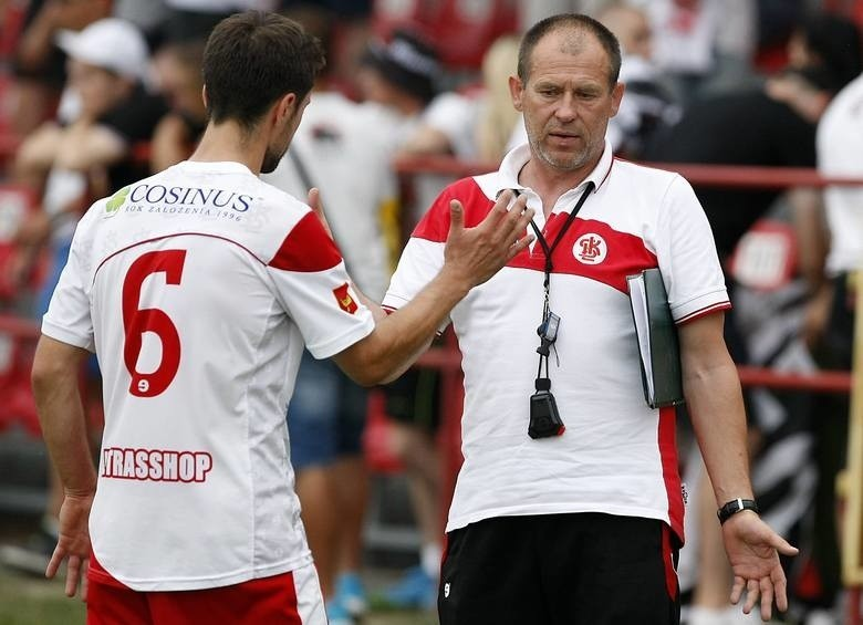 Gwiazdy ŁKS zagrają dla Kuby Jankowskiego  Wielki mecz