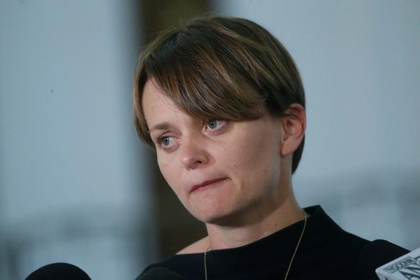 """Jadwiga Emilewicz opuszcza Porozumienie Jarosława Gowina. """"Nie utożsamiam się z linią lidera partii"""""""